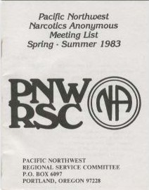 PNWRSC Meeting List